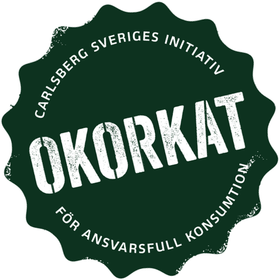 Okorkat logotyp